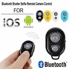 Bluetooth Selfie Wireless Remote Control Shutter For Smart Phone Samsung iPhone