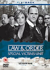 Law & Order - series 9  DVD