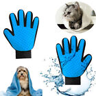 The Real True Touch Deshedding Glove Gentle And Efficient Pet Dog Cat Grooming