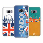 HEAD CASE DESIGNS LONDON CITYSCAPE SOFT GEL CASE FOR SAMSUNG GALAXY S8