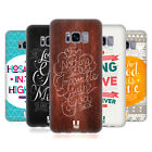 HEAD CASE DESIGNS FAMOUS BIBLE VERSES SOFT GEL CASE FOR SAMSUNG GALAXY S8