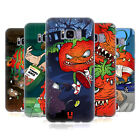 HEAD CASE DESIGNS MONSTER TOMATOES SOFT GEL CASE FOR SAMSUNG GALAXY S8+ S8 PLUS