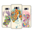 HEAD CASE DESIGNS PAISLEY PEACOCK HARD BACK CASE FOR SAMSUNG GALAXY S8+ S8 PLUS