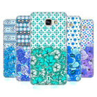 HEAD CASE DESIGNS FLORAL BLUE HARD BACK CASE FOR SAMSUNG GALAXY A7 (2017)