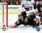 John Gibson Anaheim Ducks 2017 NHL Playoff Action Photo UB222 (Select Size)