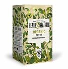 Heath And & Heather Herbal Organic Tea - Nettle - Buy More Save More