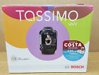 (pa2) Bosch Tassimo Vivy TAS1252GB Coffee Machine Hot Drink Maker 0.7L 1300W