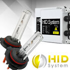 HIDSystem Xenon Light 35W SLIM HID KIT 6K 6000K Diamond White H4 H7 H11 9006