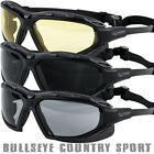 Valken Echo Safety Glasses Goggles Airsoft Vented Lense UV Protection Paintball