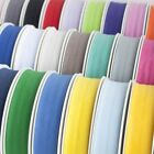 16mm Plain Bias 5m Roll - 5/8 Inch Binding Bunting Tape Sewing Trim Sewing Edgin