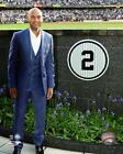 Derek Jeter New York Yankees 2017 MLB Photo UD055 (Select Size)