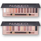 12 Color naked Pro Eyeshadow Palette Waterproof Glitter Shimmer Pigments