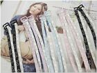 Wholesale Lot of Heart Fashion Decorative Fancy Lingerie Bra Straps Accessories