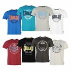 Everlast Mens Printed T Shirt Tee Top Short Sleeve Crew Neck Branded Casual