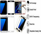 3D Full Curved Tempered Glass Screen Protector For Samsung Galaxy S7 G930 G930F