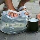 New Outdoor Water Bucket Retractable Water Container Picnic Travel Car Supplies