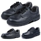 New Men Work Shoes Steel Toe Safety Working Protective Shoes Wearproof Anti-Slip