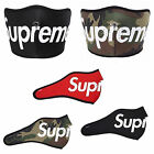 Supreme Face Mouth Mask Anti Fog Protective Breathe Guard Skateboards Logo Masks