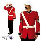 Adult Mens Boer War British Soldier Fancy Dress Military Costume Uniform Zulu