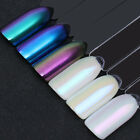 BORN PRETTY Chameleon Nail Powder Pearl Mirror Chrome Pigment Nail Art Dust DIY