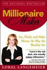 Textbooks Education - The Millionaire Maker Act Think And Make Money The Way The Wealthy Do Langem