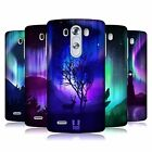 HEAD CASE DESIGNS NORTHERN LIGHTS HARD BACK CASE FOR LG PHONES 1