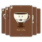 HEAD CASE DESIGNS COFFEE PERSONALITIES HARD BACK CASE FOR APPLE iPAD PRO 2 12.9