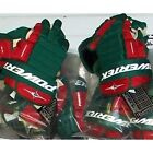 NEW - Minnesota Wild Pro Stock Colors Youth and Junior Ice Roller Hockey Gloves