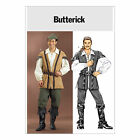 Butterick 4574 Sewing Pattern to MAKE Men's Ren/Medieval Costume Robin Hood