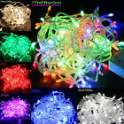 10M-50M LED Christmas Light Wedding Party Holiday Decor String Lights from US