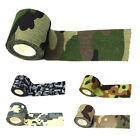Hot Camouflage Tape  Hunting Camping Field Observations Cotton Wrap 4.5CMx5M
