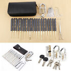 3PCS 16PCS 26PCS Lock Training Kit Practice Padlock Pick Torsion Tools Set