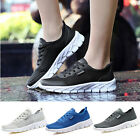 Mens Mesh Breathable Sneakers Outdoor Sports Running Athletic Shoes Size 6-8.5