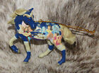 """TRAIL OF PAINTED PONIES Angels on High Ornament #4058163~3"""" Tall~Christmas 2017"""