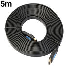 Lot Video HDMI Cable V2.0 4K*2K 3D 60Hz HDTV LED for Xbox PS4 Laptop Striking