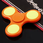 Fun LED Light-Up Flashing Assorted Fidget Tri-Spinner Anxiety&Stress Relief Toy~