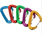 DMM Spectre 2 Wire Gate Carabiners 32g, 5 pack