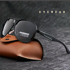 Mens Sunglasses Polarized Aviator Outdoor Sports Driving Glasses UV400 Eyewear