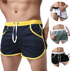 New Fashion Men Summer Casual Shorts Fitness Sports Gym Trunks Beach Short Pants