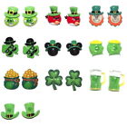 Resin Flatback ST PATTY DAY HOLIDAY Lucky Cabochon Embellishments for Crafts