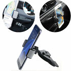 360° Universal CD Slot Car Mount Holder Stand for Phone iphone Samsung Galaxy S8