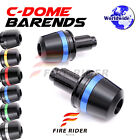 6Color CNC Dome Bar Ends Sliders For S1000R 2014-2017 14 15 16 17