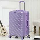 New Luggage Outdoor Abroad Trolley Suitcase Rolling Wheel Carry-Ons Bottle Rack
