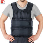 Sporteq Weighted Vest Fitness Weight Loss Strength Training 10kg 12kg 15kg 20kg