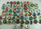 Mix diy charm Chunks series for Snap Button Chunks charm Wholesale 18mm p6
