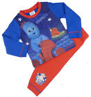Toddler Boys In The Night Garden Pyjamas Iggle Piggle Boat 12-18M To 3-4Y