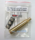 US Red Dot Laser Brass Boresight CAL Cartridge Bore Sighter For Gun Rifle ScopeLights & Lasers - 106974