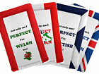 Not Only Am I Perfect - Baby Changing Mat VARIOUS NATIONALITIES