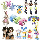 Pet Dog Toy Puppy Chew Squeaker Squeaky Plush Sound Cute Cartoon Style Funny Toy