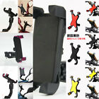 Hot Motorcycle Bicycle Mount Holder Universal For Cell Phone GPS Install Tools